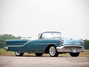 Oldsmobile 98 Convertible 1957 года